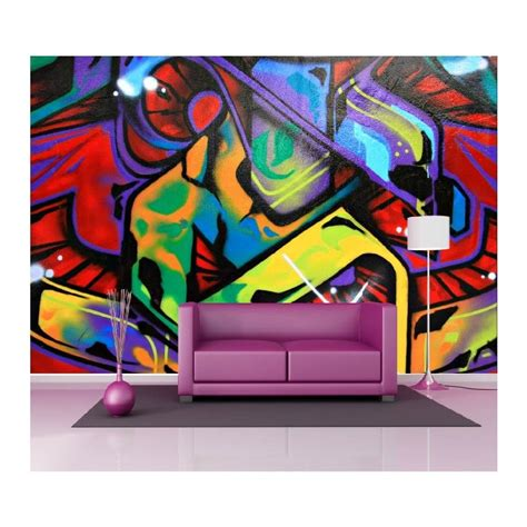 Tapisserie Tag Graffiti by Papier Peint G 233 Ant D 233 Co Tag Graffiti 250x360cm D 233 Co