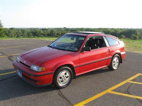 1986 Honda Civic Crx Si Car Insurance Info