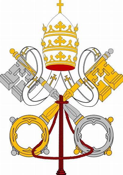 Magisterium Catholic Arms Coat Thing