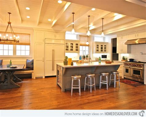 island kitchen lighting ideas 15 distinct kitchen island lighting ideas home design lover 4831