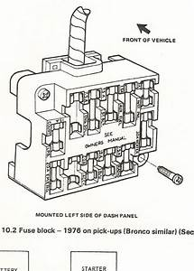 1979 F250 Fuse Box : fuse block 1976 ford truck enthusiasts forums trucks ~ A.2002-acura-tl-radio.info Haus und Dekorationen