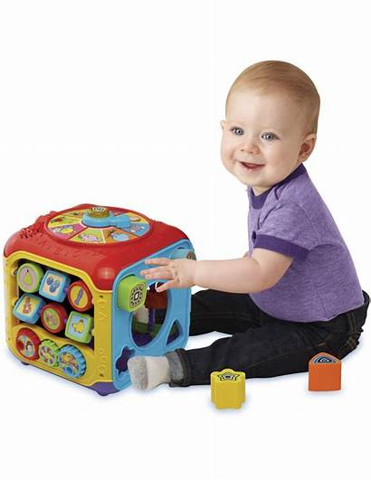 Interactief Activiteiten Speelgoed Kubus Vtech
