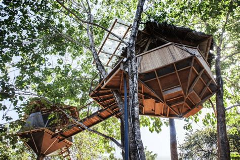 Think Elysian-amazing, Affordable Treehouse Rentals