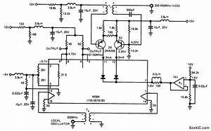 Broadband Mixer - Mixer - Audio Circuit