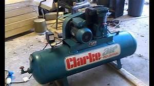 Clarke Compressor