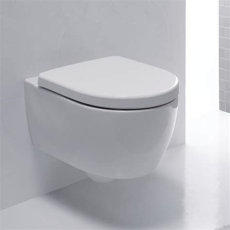 geberit icon wand tiefspuel wc kurz ohne spuelrand weiss mit