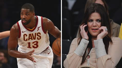 Tristan Thompson accused of cheating on Khloe Kardashian ...