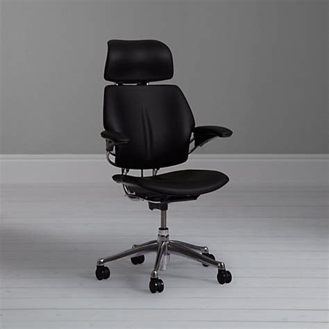 Humanscale Freedom Office Task Chair With Headrest by Buy Humanscale Freedom Office Chair With Headrest Lewis