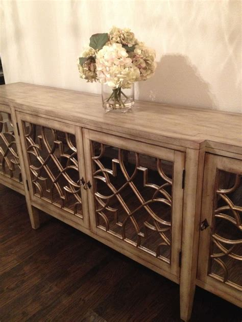 dining room buffet table