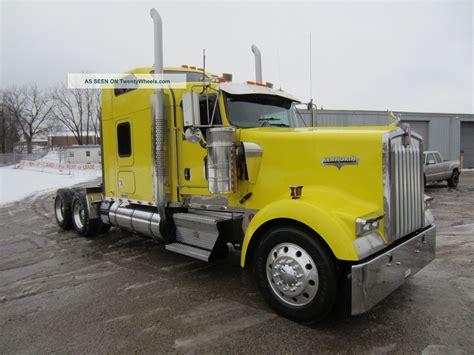 w900l kenworth trucks 2006 kenworth w900l