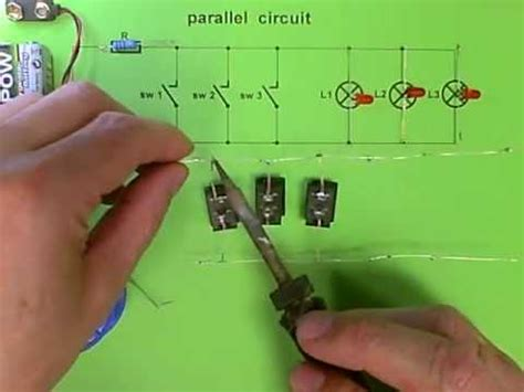 Parallel Circuit Leds Youtube
