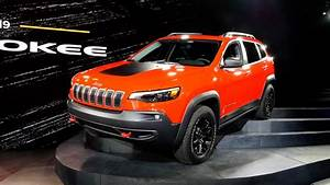 Jeep Cherokee 2018 : 2019 jeep cherokee 2018 detroit auto show youtube ~ Medecine-chirurgie-esthetiques.com Avis de Voitures