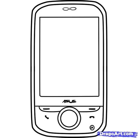 cell phone coloring pages free coloring style pages