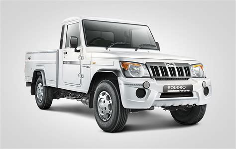 Mahindra Bolero Pick-up Gallery
