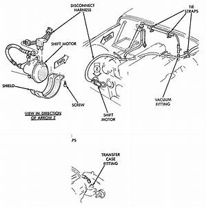 95 Jeep Wrangler 2 5l 4x4    Vacuum Line That Run From