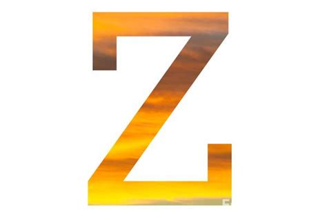 Letter Z Pictures, Free Use Image, 2001-26-4 By Freefoto.com