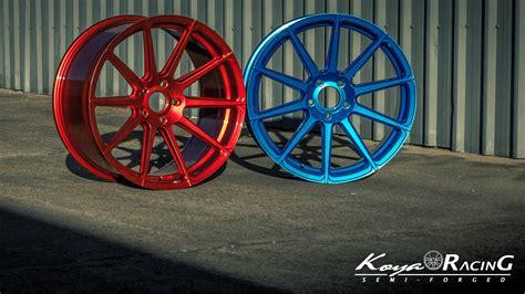 Latest Range Of Custom Aftermarket Koya Rims