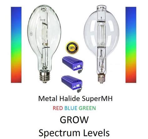 400 1000 w watt mh metal halide grow ultimate
