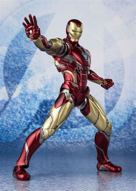 avengers endgame iron man mark  shfiguarts