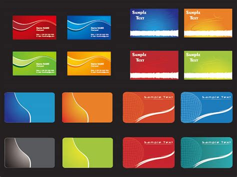 practical background card template vector graphic