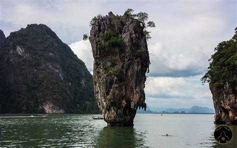james bond island  la baie de phang nga phuket top ou flop