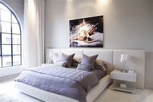 bilder fur schlafzimmer 37 moderne wandgestaltungen With bilder fürs schlafzimmer