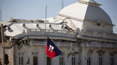 si e du journal le monde haïti huit ans depuis le séisme du 12 janvier 2010 rfi