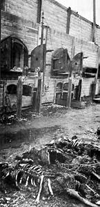 Lublin  Poland  Crematoria In The Concentration Camp