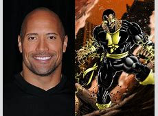 It's Either Shazam or His ArchNemesis Black Adam for