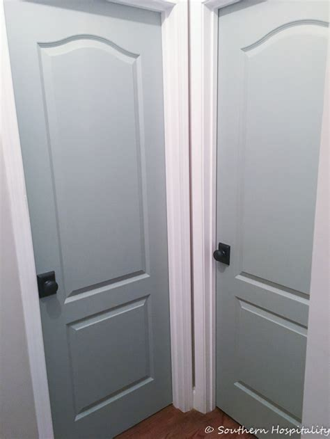 painting interior doors  color southern hospitality