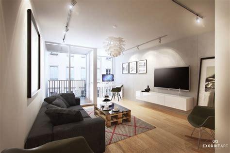 idee decoration salon appartement