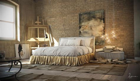 trendy industrial bedroom designs  decoholic bob