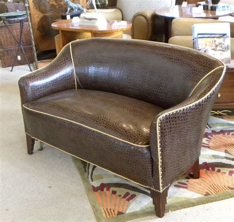 Deco Settee by Deco Settee Sofa Sold Items Seating Items Deco