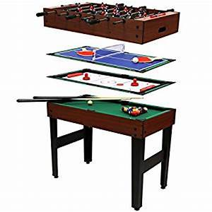 Spieltisch 12 In 1 : multi spieltisch 4 in 1 poolbillard tischfu ball tischhockey tischtennis sport ~ Yasmunasinghe.com Haus und Dekorationen