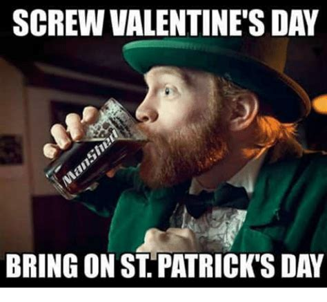 St Pattys Day Meme - funny st patrick s day memes of 2017 on sizzle