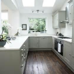 shaker style kitchen ideas white shaker style kitchen with grey units decorating housetohome co uk