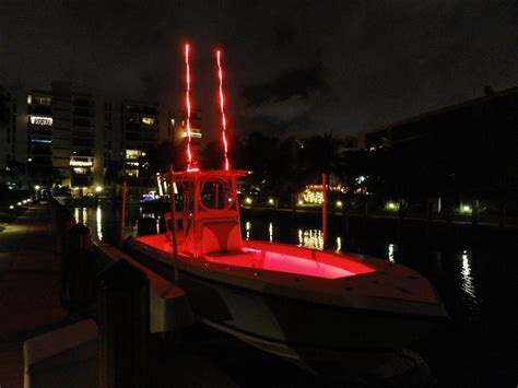 Under Gunnel Led Boat Lights by Multi Color Led Under Gunnel Lights The Hull Truth
