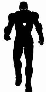 Iron Man Silhouette Avengers   www.pixshark.com - Images ...