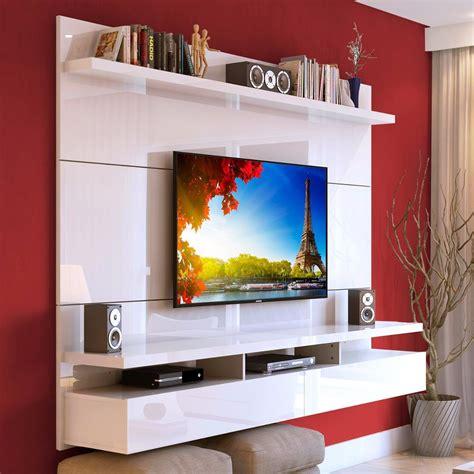 modular rack tv lcd led hasta  pulg mueble pared
