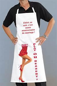 Tablier De Cuisine Homme : tablier sexy de cuisine avec motif plat ou dessert cadeau ~ Melissatoandfro.com Idées de Décoration