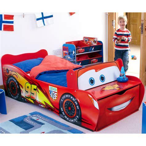 petit meuble de cuisine but lit enfant en bois cars flash mcqueen 865189 achat