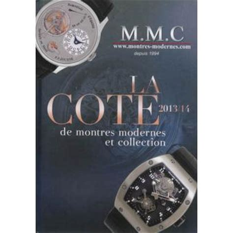 la cote des montres modernes et de collection broch 233