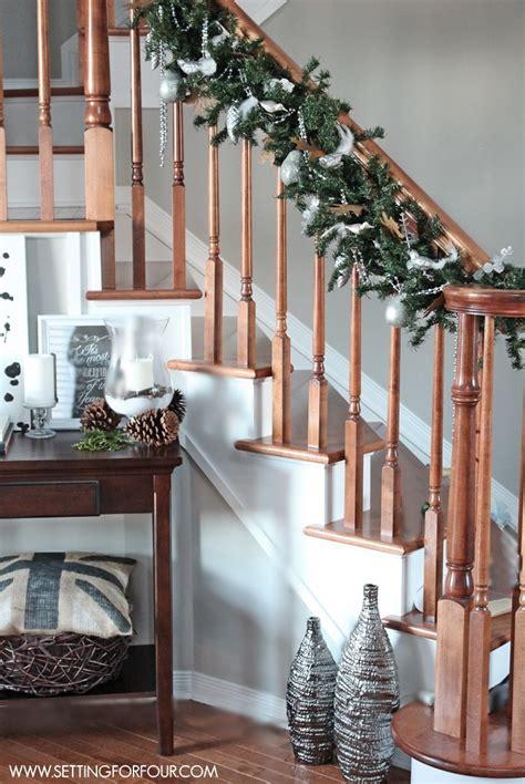 christmas home  setting