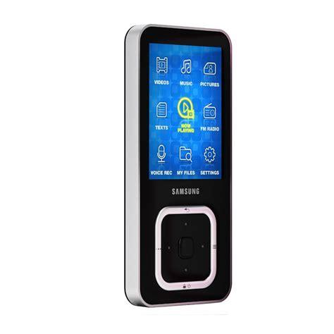 Lecteur Mp3 Samsung Samsung Yp Q3cb Lecteur Mp3 Ipod Samsung Sur Ldlc