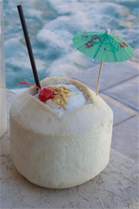 coconut water cocktails wine enthusiast magazine