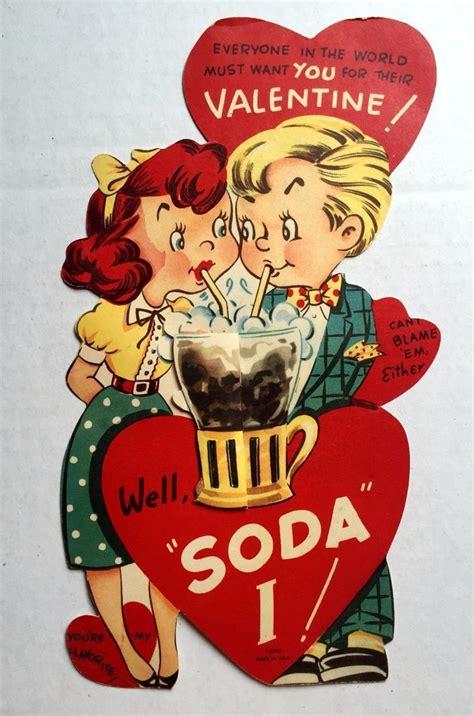 Vintage Happy Valentine's Day Cards