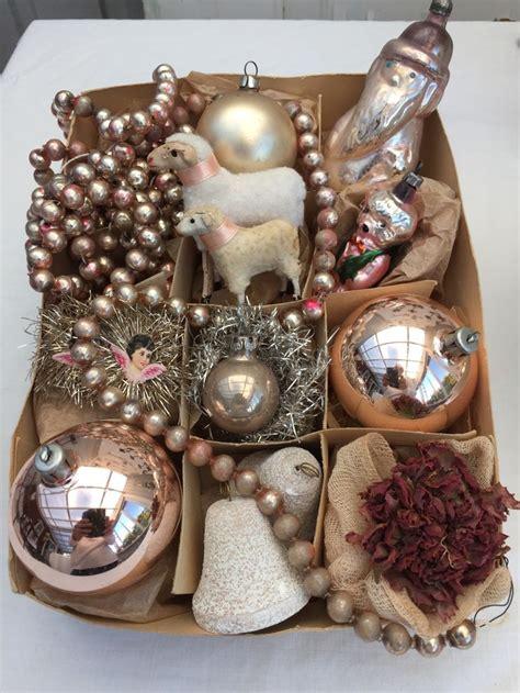 antique christmas decorations ideas  pinterest