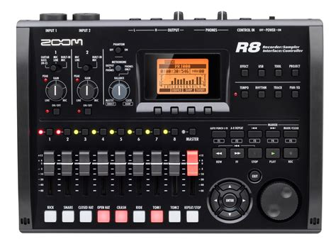 zoom  recorder interface controller sampler zoom