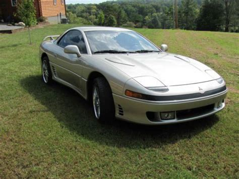Find Used 1991 Mitsubishi 3000gt Sl In Burns, Tennessee