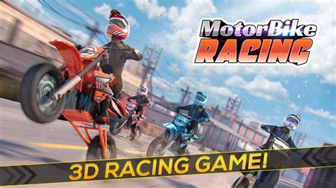 Real Motor Bike Racing